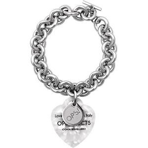 【送料無料】ブレスレット アクセサリ― ルクスブレスレットオブジェクトプラチナメスgenuine ops bracelet objects lux edition platinum female opsbr62