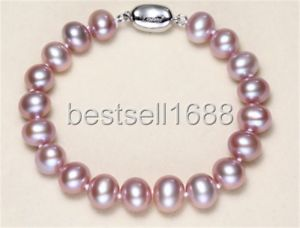 【送料無料】ブレスレット アクセサリ― ゴージャスサウスシーラウンドラベンダーパールブレスレットgorgeous 1011mm south sea round lavender pearl bracelet 758925s