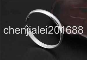 【送料無料】ブレスレット アクセサリ― スターリングシルバーシンプルファッションマントラシンボルpure s925 sterling silver popular simple fashion glossy mantra symbols opening
