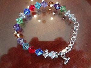【送料無料】ブレスレット アクセサリ― ビンテージスターリングシルバーブレスレットシルバーvintage sterling silver bracelet with crystals and silver and a bee