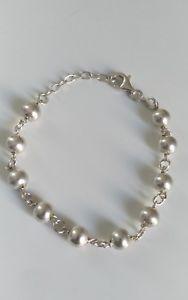 【送料無料】ブレスレット アクセサリ― ソリッドシルバーブレスレットボールwoman bracelet balls in solid silver