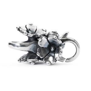 【送料無料】ブレスレット アクセサリ― カバーシルバージャスミンtrollbeads closure silver jasmine taglo 00047