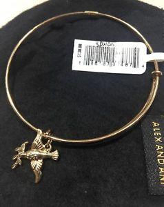 【送料無料】ブレスレット アクセサリ― アレックスkゴールドalexamp;ani precious metal 14k gold filled virtuous dove pc13b111g