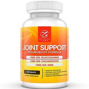 【送料無料】ブレスレット アクセサリ― サポートサプリメントグルコサミンコンドロイチンjoint support supplement with 1500mg glucosamine, 1200mg chondroitin, 1000mg