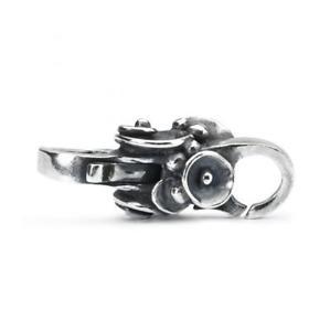 【送料無料】ブレスレット アクセサリ― クラスプシルバーコクーンスイレンtrollbeads clasp silver cocoon water lily taglo 00048