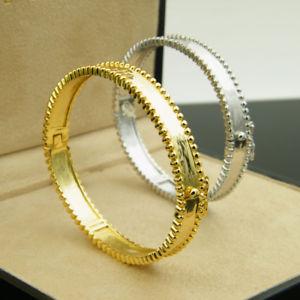 【送料無料】ブレスレット アクセサリ― ブレスレットカフタフビジネスシンプルbracelet cuff tough business smoothing metal simple gold plated trt10