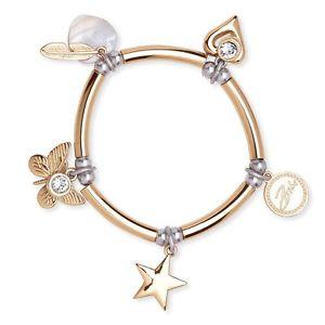 【送料無料】ブレスレット アクセサリ― ベストセラーbibiスパゲッティ bestselling bibi bijoux gold spaghetti charm bracelet