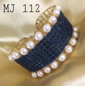 【送料無料】ブレスレット アクセサリ― ハンドメイドデザイナーウェディングカフブレスレットhandmade high quality cz artificial designer wedding cuff bracelet zd94672