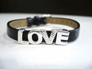 【送料無料】ブレスレット アクセサリ― シルバーブレスレットレザーストラップウォッチ925 silver bracelet leather watch strap