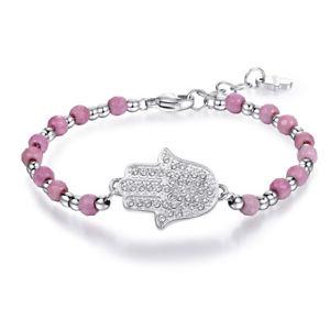 【送料無料】ブレスレット アクセサリ― ブレスレットチャクラbrosway bracelet chakra faith, protection, femininity bhk115