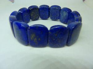 【送料無料】ブレスレット アクセサリ― ブレスレットラピスラズリビーズ×beautiful bracelet lapis lazuli beads 2 cm x 15 cm x 045cm ref 0588