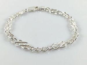 【送料無料】ブレスレット アクセサリ― アルジェントスターリングブレスレット925 argent sterling dames celtique solide bracelet 191cm poinonne