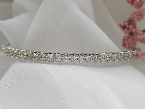 【送料無料】ブレスレット アクセサリ― イタリアクリスタルオーバルヒンジブレスレットqvcbronzo italia crystal oval hinged bracelet average7 14