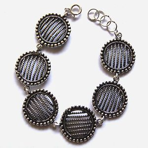 【送料無料】ブレスレット アクセサリ― ブレスレットタイデザインスターリングシルバーインチbeautiful bracelets thai design 925sterling silver length 75 inch