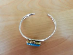 送料無料 ブレスレット アクセサリ― スターリングシルバーターコイズクロスカフブレスレットbarse sterling silver and turquoise cross cuff braceletPZukiXOT