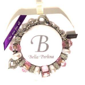【送料無料】ブレスレット アクセサリ― ベラブレスレットサイズbella perlina bracelet women size zippidy kids