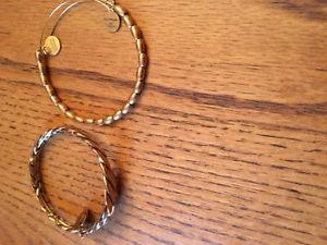 【送料無料】ブレスレット アクセサリ― アレックスゴールドビンテージブレスレットalex and ani gold vintage bracelets