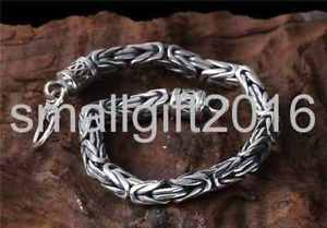 【送料無料】ブレスレット アクセサリ― スターリングシルバーファッションレトロパターンブレスレットpure s925 sterling silver fashion retro individuality peaceful pattern bracelet