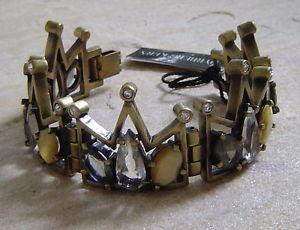 【送料無料】ブレスレット アクセサリ― ブレスレットロイヤルオリジナルボックスdyrberg kern bracelet royal bnature  original box