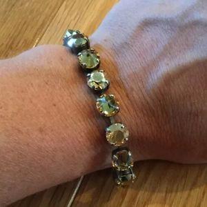 【送料無料】ブレスレット アクセサリ― エディションラインストーンブリングブレスレットゴールド sabika edition lyrical fun rhinestone bling bracelet gold stones