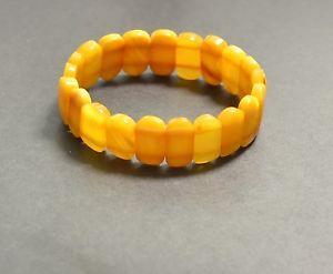 【送料無料】ブレスレット アクセサリ― バルトオレンジイエローブレスレットnatural baltic amber yellow bracelet sold by manufacturer 11,0 gr ta1449