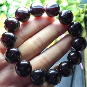 【送料無料】ブレスレット アクセサリ― ガーネットクリスタルビーズビーズ153mm top quality natural red garnet crystal beads beaded aaa