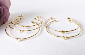 【送料無料】ブレスレット アクセサリ― ブレスレットメイド5x bracelets maid of honor gifts favourite person