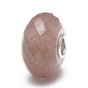 【送料無料】ブレスレット アクセサリ― ビーズtrollbeads bead natural stone quartz strawberry tstbe 20025 s94