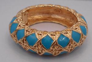 【送料無料】ブレスレット アクセサリ― ケネスジェイレーンエナメルバスケットブレスレットコレクションkenneth jay lane enamel basket weave bracelet couture collection