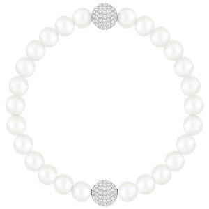 【送料無料】ブレスレット アクセサリ― スワロフスキーリミックスブレスレットドルswarovski 5365736 remix boundless bracelet crystal pearls 6mm length 18cm rrp99