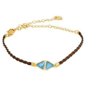 【送料無料】ブレスレット アクセサリ― スワロフスキーラビリンスブレスレットswarovski labyrinth multicolored bracelet