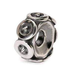【送料無料】ブレスレット アクセサリ― オリジナルビーズシルバーボタンtrollbeads original beads silver buttons tagbe 40065