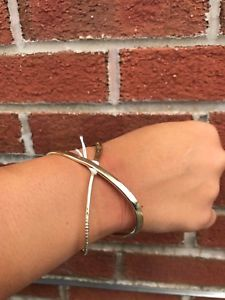 【送料無料】ブレスレット アクセサリ― ゴールドスコットステラカフブレスレットnwt kendra scott stella cuff bracelet in gold