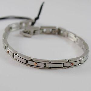 【送料無料】ブレスレット アクセサリ― スチールブレスレットサテンsteel bracelet satin cesare paciotti 4us adjustable article 4ubr1368