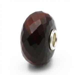 【送料無料】ブレスレット アクセサリ― ビーズタイガーアイtrollbeads bead stone tigers eye red tstbe 20009 s4