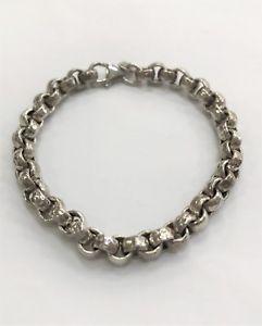 【送料無料】ブレスレット アクセサリ― ブレスレット listinglink bracelet fine silver 999