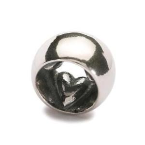 【送料無料】ブレスレット アクセサリ― オリジナルビーズシルバーtrollbeads original beads silver love declared without incizione tagbe 4001