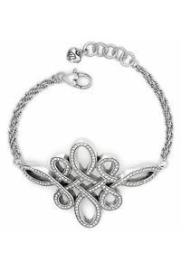 【送料無料】ブレスレット アクセサリ― ブライトンクロスクリスタルシルバーブレスレットドルbrighton~ knottingham cross crystal silver bracelet~jb9180 ~free ship~nwt 88