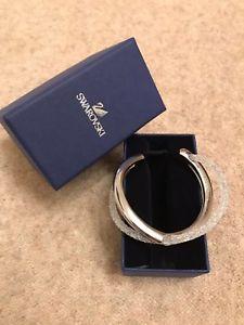 【送料無料】ブレスレット アクセサリ― スワロフスキークリスタルブレスレットgenuine swarovski crystal bracelet
