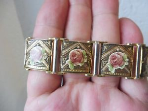 【送料無料】ブレスレット アクセサリ― ブレスレットゴールドローゼントレドemebellecedor, former bracelet ___ gold __ emailerosen __ probably toledo