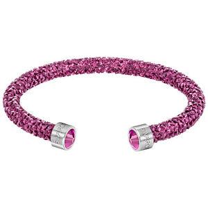 【送料無料】ブレスレット アクセサリ― swarovski 5292439 crystaldustカフスピンク 100authenticswarovski 5292439 crystaldust cuff, pink small 100 authentic