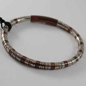 【送料無料】ブレスレット アクセサリ― スチールブレスレットmen steel bracelet semi rigid cesare paciotti 4us article 4ubr1391