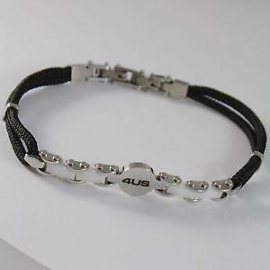 【送料無料】ブレスレット アクセサリ― スチールブレスレットセラミックスmen steel bracelet and white ceramics cesare paciotti 4us 4ubr0869