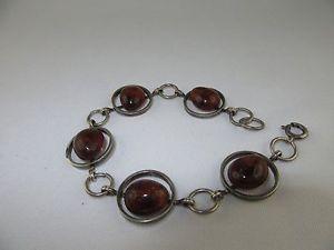 【送料無料】ブレスレット アクセサリ― デザイナーアンブルブレスレットアルジェントc220 designer ambre bracelet moderniste 835 argent