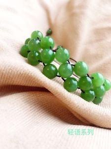 【送料無料】ブレスレット アクセサリ― ロシアジャスパーラウンドビーズブレスレットcertified natural russia hetian jasper handmade round beads bracelet gifts 8mm