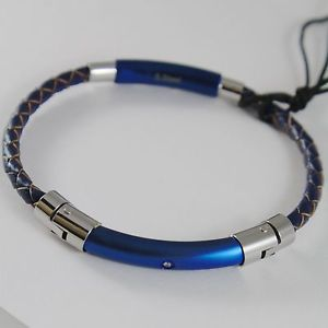 【送料無料】ブレスレット アクセサリ― メンズブレスレットスチールmens bracelet steel and leather semirigid cesare paciotti 4us 4ubr1536