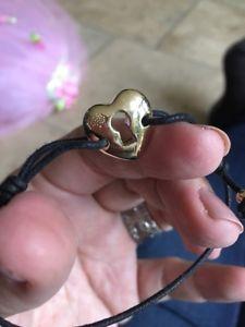 【送料無料】ブレスレット アクセサリ― ハートブレスレットmulberry heart bracelet