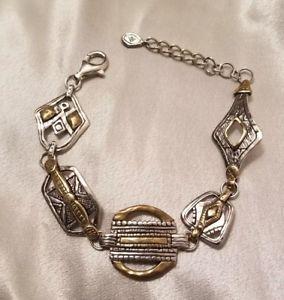 【送料無料】ブレスレット アクセサリ― ブレスレットスターリングシルバーsilpada globetrotter bracelet sterling silver and brass
