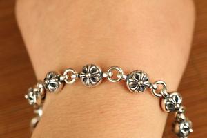 【送料無料】ブレスレット アクセサリ― シルバーファッションブレスレットs925 silver hand carved 1991 fashion bracelet ornament