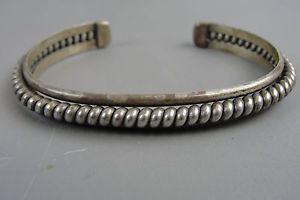 【送料無料】ブレスレット アクセサリ― ヴィンテージthaeスターリングカフスブレスレットvintage native thae sterling silver cuff bracelet